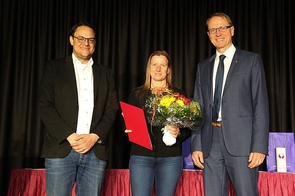 Seniorensportlerin 2018: Heike Jahraus vom Bogensport-club Rastatt e.V.
