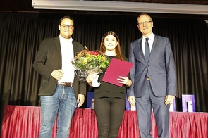 Juniorensportlerin 2018: Noemi Hein vom Turnverein Rastatt-Rheinau e.V.